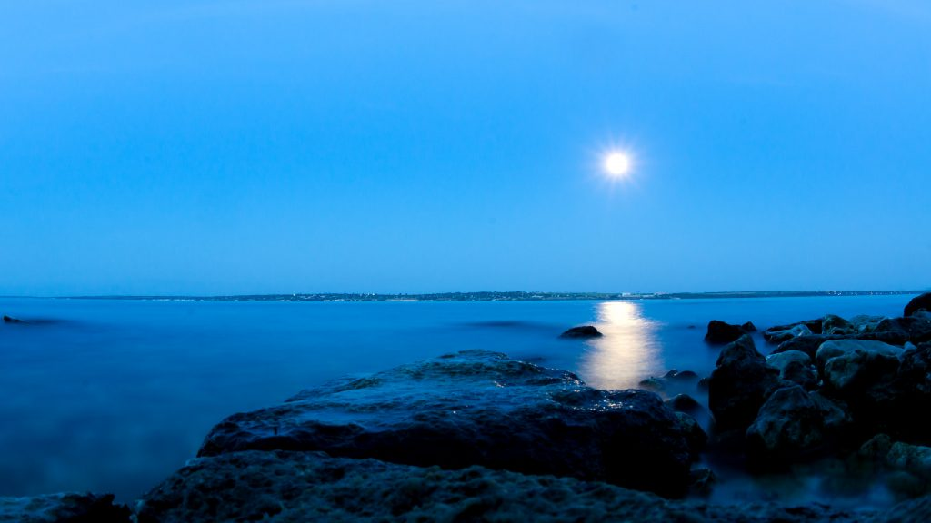 Вечер на берегу Каховки