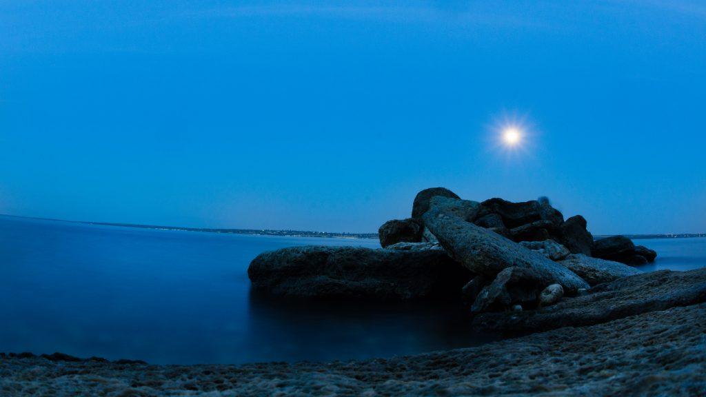 Ещё один вечер на берегу Каховки