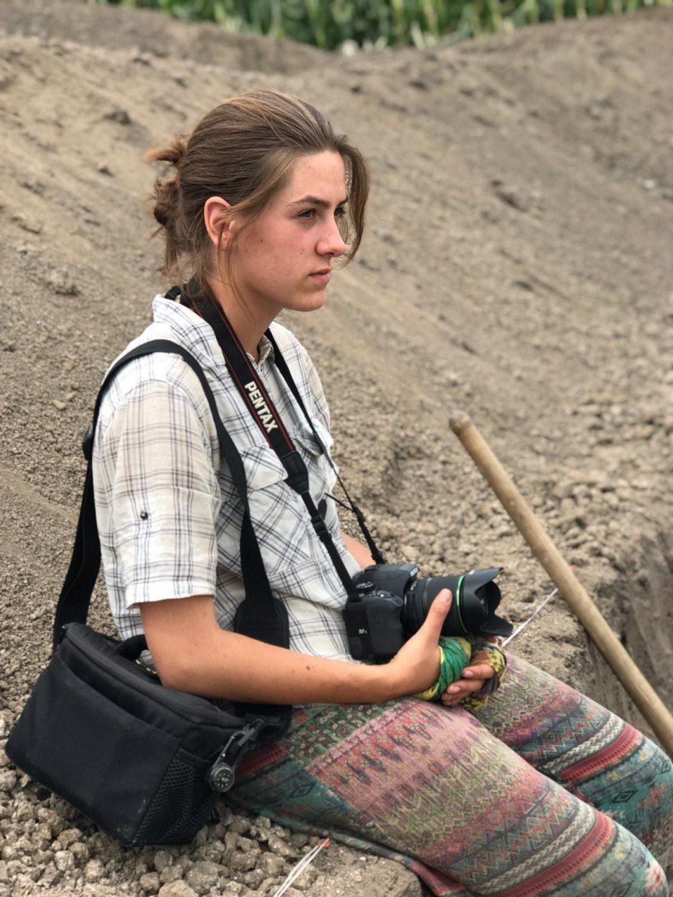 archaeologist photo НАШ