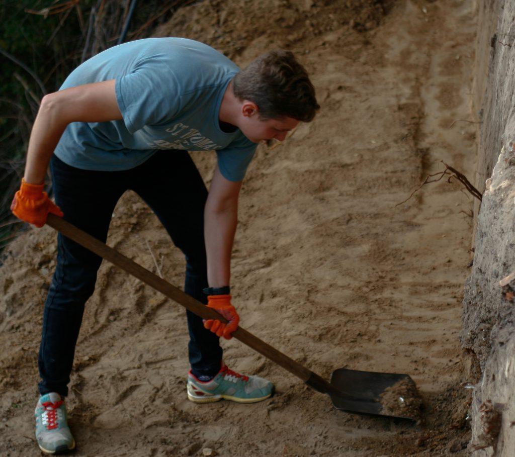 археолог(archaeologist)